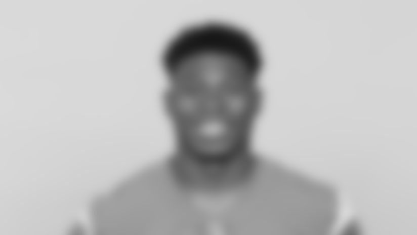 This is a 2020 photo of Kelley Joshua of the Los Angeles Chargers NFL football team. This image reflects the Los Angeles Chargers active roster as of Saturday, August 1, 2020 when this image was taken. (AP Photo)