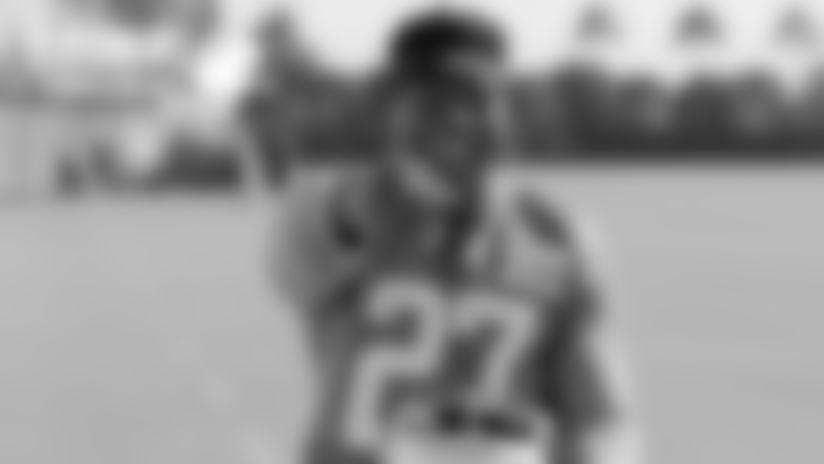 Joshua Kelley is All Smiles 🤣