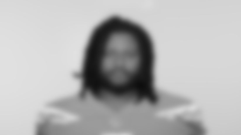 This is a 2019 photo of Green Virgil of the Los Angeles Chargers NFL football team. This image reflects the Los Angeles Chargers active roster as of Monday, June 10, 2019 when this image was taken. (AP Photo)