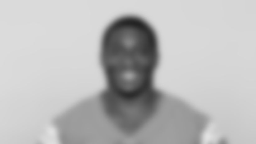 This is a 2020 photo of Louis Tyree St of the Los Angeles Chargers NFL football team. This image reflects the Los Angeles Chargers active roster as of Saturday, August 1, 2020 when this image was taken. (AP Photo)