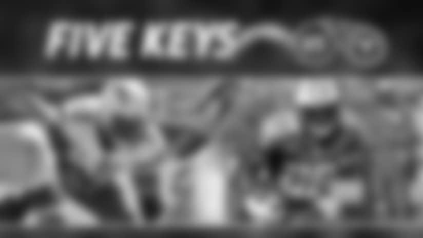 Five Keys: Chargers vs. Titans