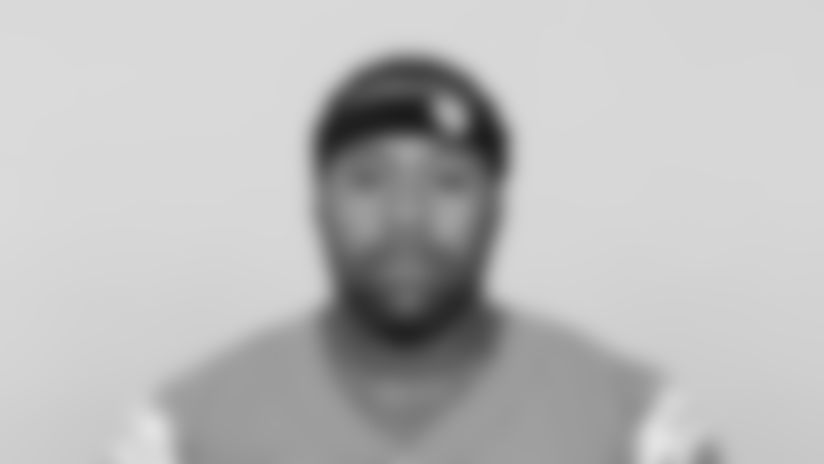 This is a 2020 photo of Turner Trai of the Los Angeles Chargers NFL football team. This image reflects the Los Angeles Chargers active roster as of Saturday, August 1, 2020 when this image was taken. (AP Photo)