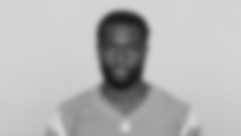 This is a 2020 photo of Vaughn Donte of the Los Angeles Chargers NFL football team. This image reflects the Los Angeles Chargers active roster as of Saturday, August 1, 2020 when this image was taken. (AP Photo)