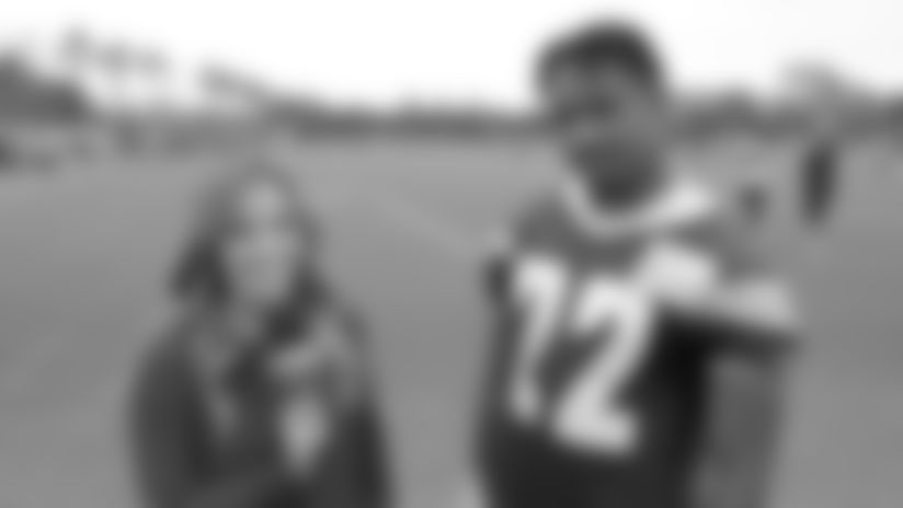 Justin Jackson on Preparing for 2nd NFL Season