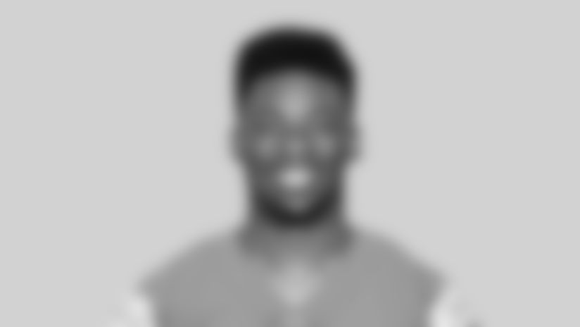 This is a 2020 photo of Meeks Quenton of the Los Angeles Chargers NFL football team. This image reflects the Los Angeles Chargers active roster as of Saturday, August 1, 2020 when this image was taken. (AP Photo)