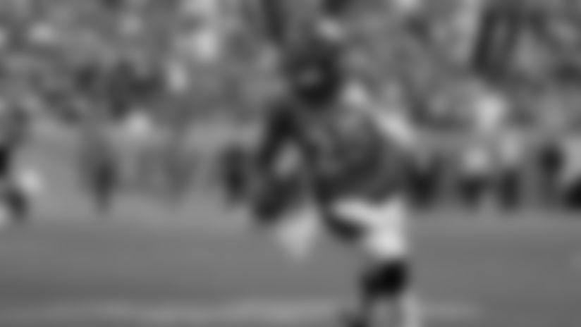 Nicki Jhabvala: Chris Harris Jr. is 'All Football'