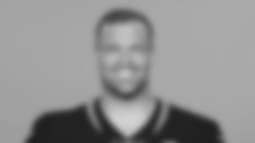 This is a 2019 photo of Matt Overton of the Jacksonville Jaguars NFL football team. This image reflects the Jacksonville Jaguars active roster as of Tuesday, May 14, 2019 when this image was taken. (AP Photo)