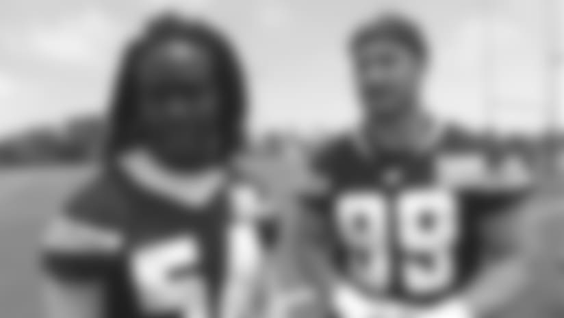NFLN: Joey Bosa and Melvin Ingram on the First Day of Camp