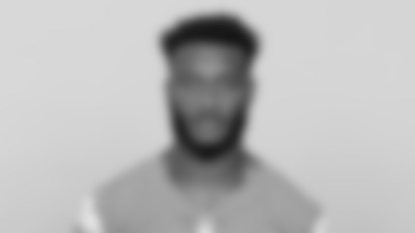 This is a 2020 photo of Hill Jr KJ of the Los Angeles Chargers NFL football team. This image reflects the Los Angeles Chargers active roster as of Saturday, August 1, 2020 when this image was taken. (AP Photo)