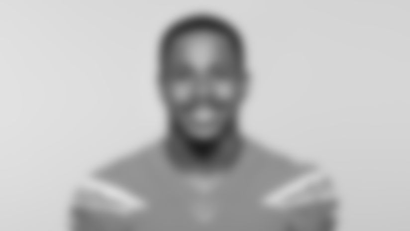 This is a 2019 photo of Cantrell Dylan of the Los Angeles Chargers NFL football team. This image reflects the Los Angeles Chargers active roster as of Monday, June 10, 2019 when this image was taken. (AP Photo)