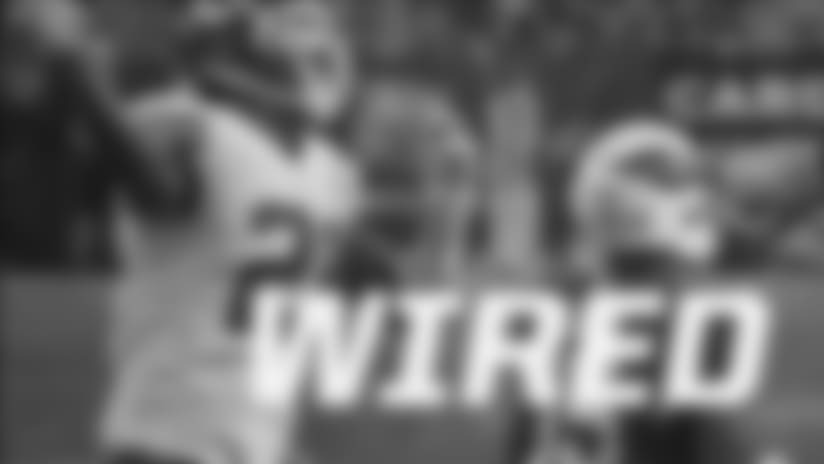 Wired: Sean Smith Reacts to De'Anthony Thomas's TD
