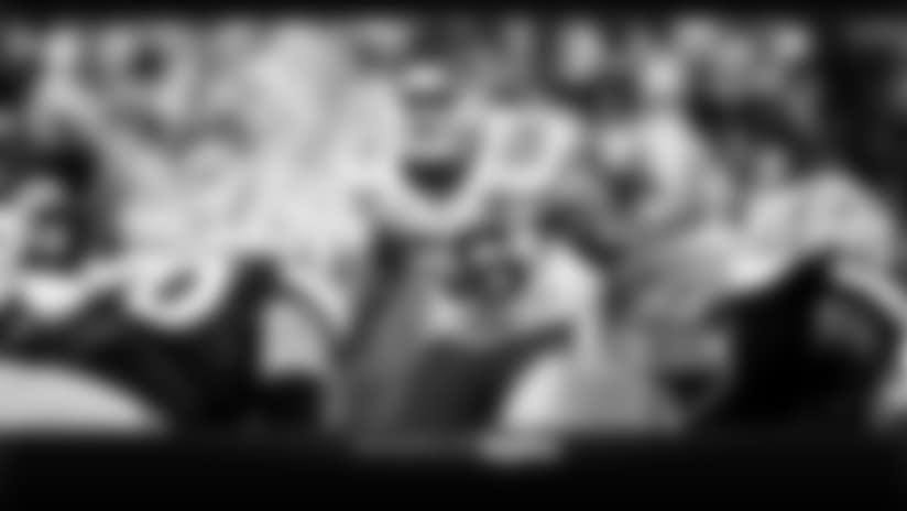 Derrick Johnson: 1,000 Tackles