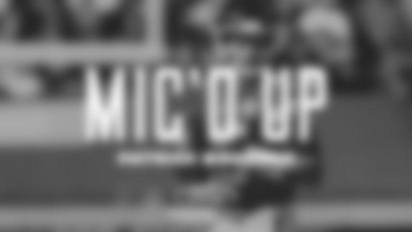 Micd Up Thumb Mahomes Week 8