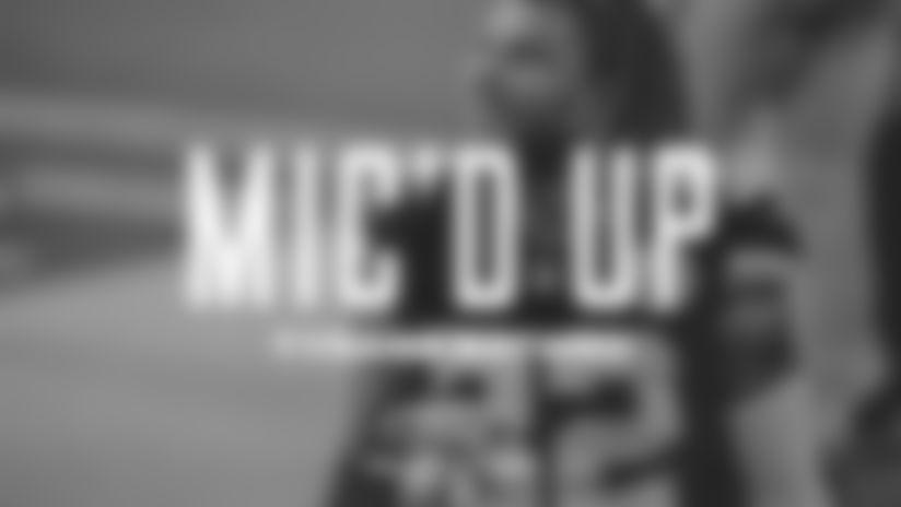 Micd Up Thumb Week 2