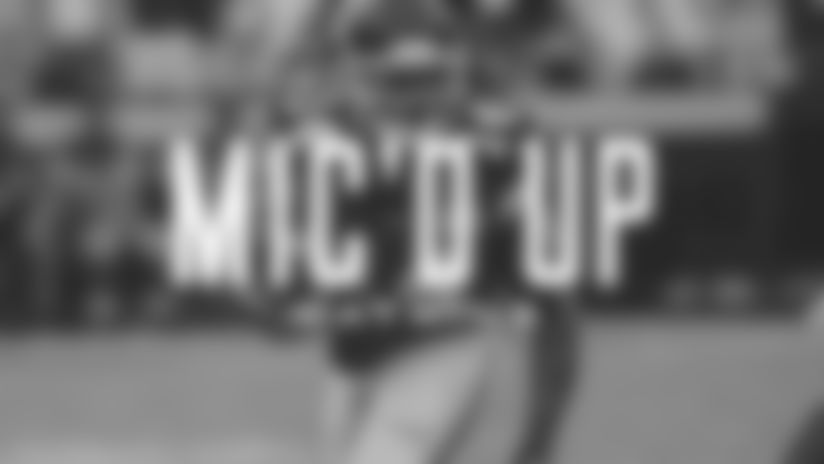 Sammy Watkins Mic'd Up | Week 3 vs. Baltimore Ravens