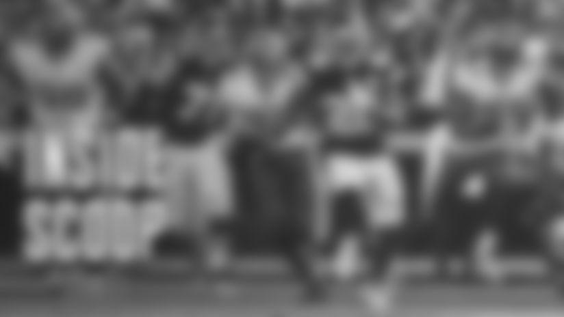 Inside Scoop: Damien Williams' 91-Yard Touchdown Re-Visited