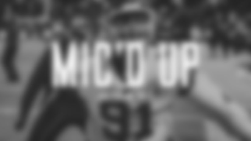 "Derrick Nnadi Mic'd Up vs. Bears: ""Some Magic About to Happen"""