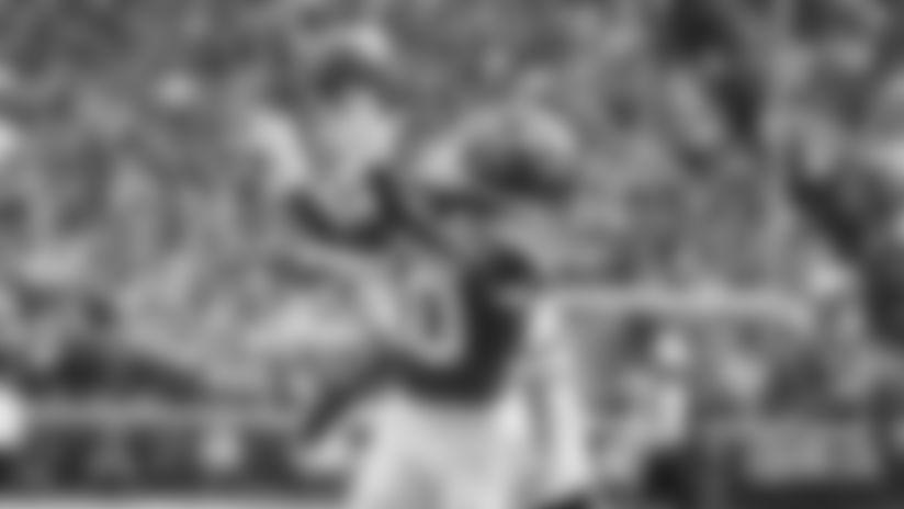 360 Degrees: Tyreek Hill's 40-yard Touchdown Catch