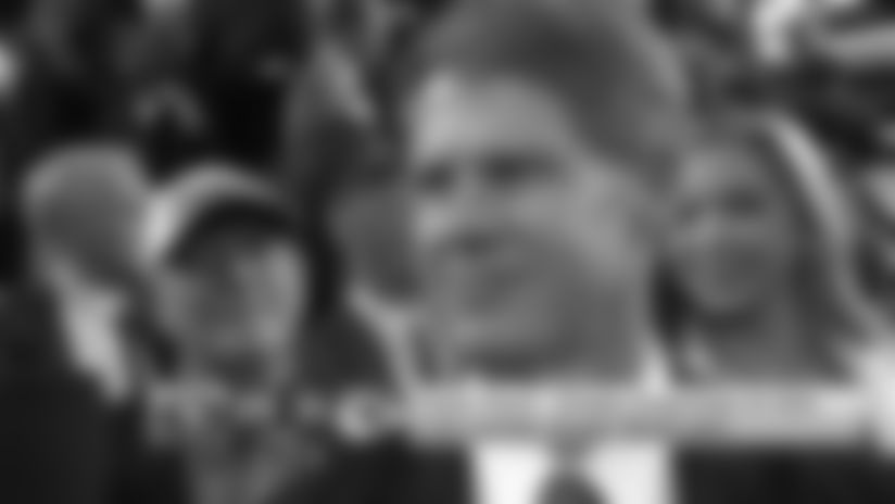 Clark Hunt Reacts to his Team's Super Bowl LIV Championship