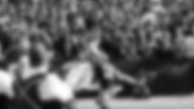 Bashaud Breeland Delivers Key End-Zone Interception to End Raiders' Drive