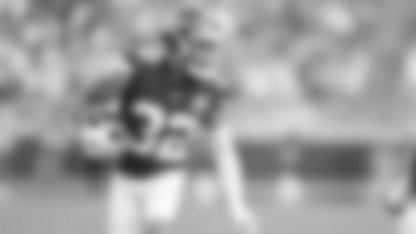 Kansas City Chiefs Safety Tyrann Mathieu (32) Kansas City Chiefs vs Cincinnati Bengals preseason game at Arrowhead Stadium on August 10, 2019