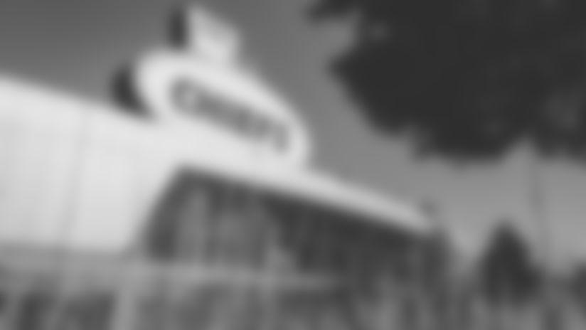 Arrowhead Stadium as a Polling Place