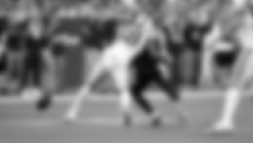 HIGHLIGHT | Bobby Okereke Records Strip-Sack On Tannehill For 2nd Colts Turnover