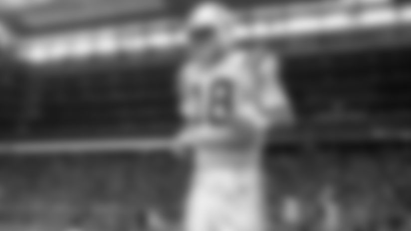Peyton Manning tosses six touchdowns against the Lions on Thanksgiving 2004.
