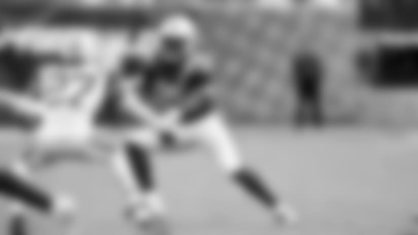 HIGHLIGHT: Marlon Mack breaks through defenders for 25 yards