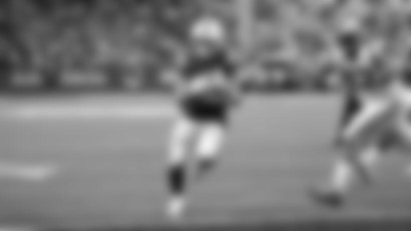 HIGHLIGHT | Jordan Wilkins Scores 1-Yard Touchdown