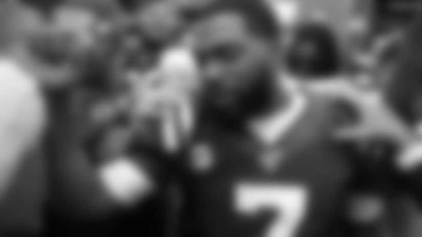 Victory Speech: Colts vs. Broncos