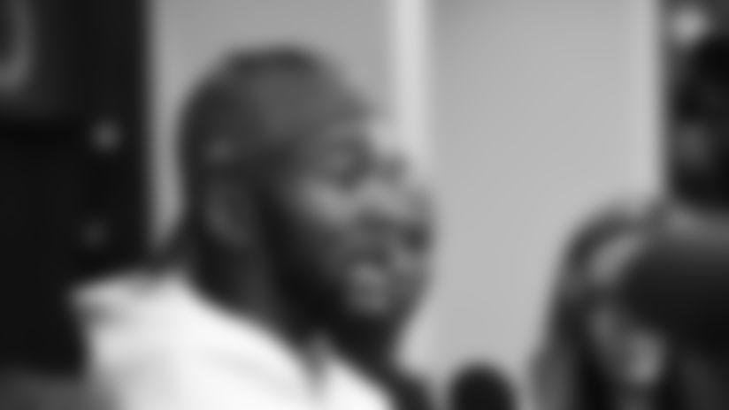 Darius Leonard On Jameis Winston, Bobby Okereke