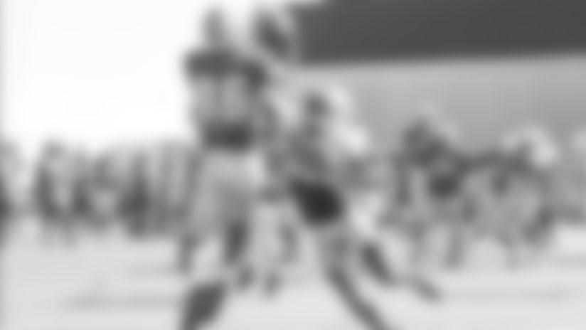 2020 #ColtsCamp Notebook, Aug. 22: Michael Pittman Jr., Rock Ya-Sin Continue Competitive Battle; DeForest Buckner Returns