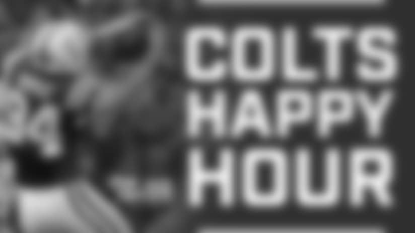 9-28 Colts Happy Hour - First AFC South Battle