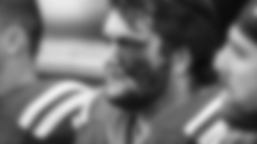 2020 Pro Bowl Guard - Quenton Nelson