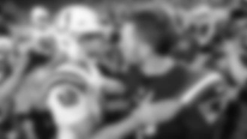 PHOTOS: Colts @ Patriots 2018 - BEHIND THE SCENES