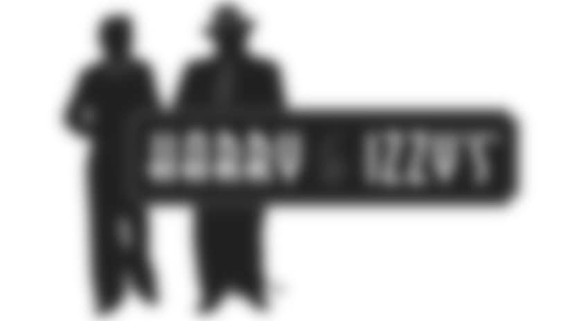 Harry and Izzys Logo
