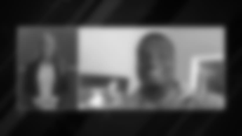 2018 NFL Draft FaceTime: Matthew Adams