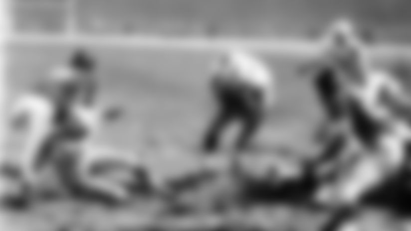 NFLN | NFL 100 Greatest Plays: No. 19 — Alan Ameche Game-Winning TD In 'Greatest Game Ever Played'