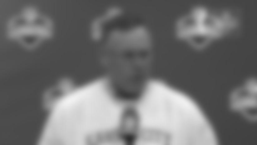 2017 Combine: Chiefs GM Dorsey On Chris Ballard