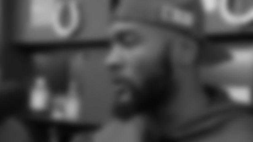 Darius Leonard On Pro Bowl Selection