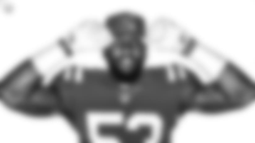 PHOTOS: NFL Defensive Rookie Player Of The Month - DARIUS LEONARD