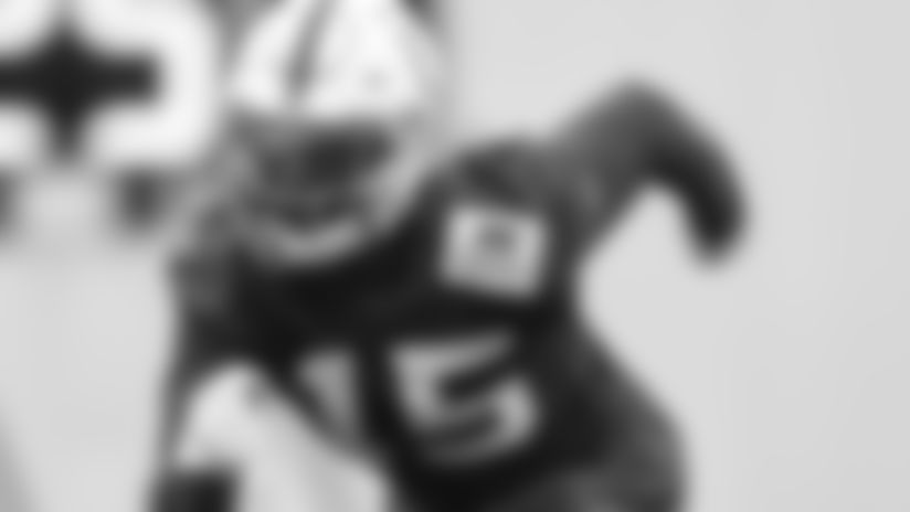 Through The Scout's Eye: Parris Campbell