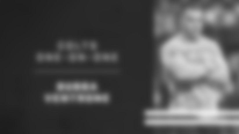 Colts One-On-One: Bubba Ventrone On Rodrigo Blankenship, Special Teams Roles Heading Into 2020 Season