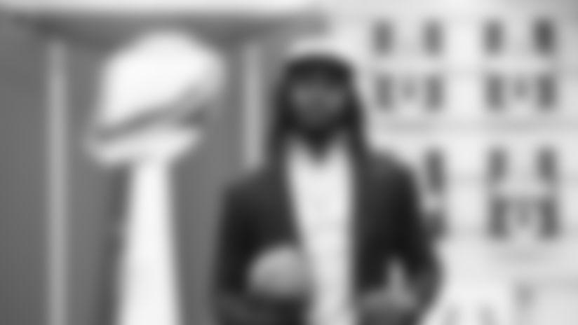 Throwback Thursday: Malik Hooker Arrives In Indy