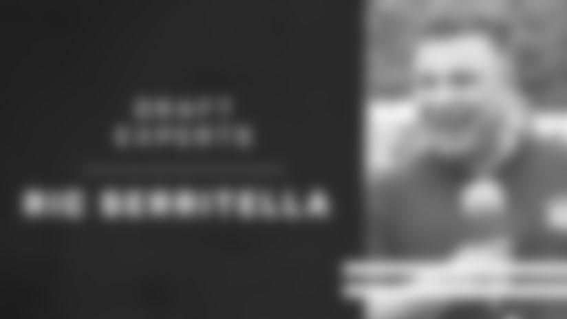 Draft Experts: Ric Serritella