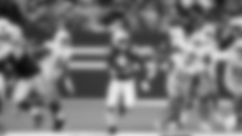 HIGHLIGHT | Marlon Mack Bursts Through The Middle On 20-Yard Dash