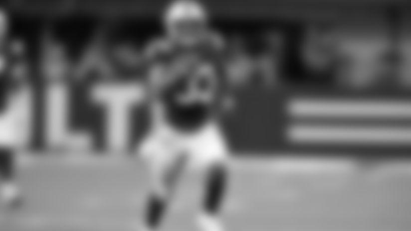 HIGHLIGHT | Jonathan Williams Breaks Through For 48-Yard Run
