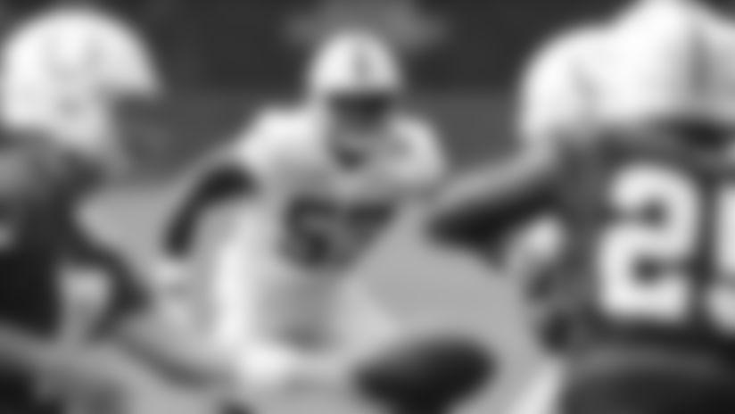 Colts Camp: Team Drills Are Underway