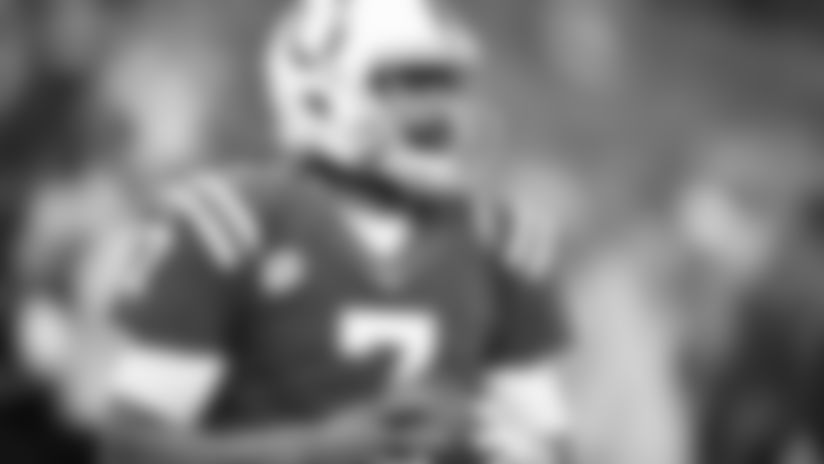 Pregame Photos: Colts vs. Panthers